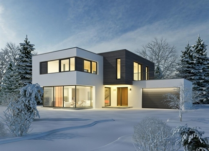 Health risk in winter: modern building technology often leads to a desert-like environment