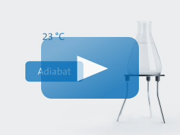 Video, Animation adiabatic humidification